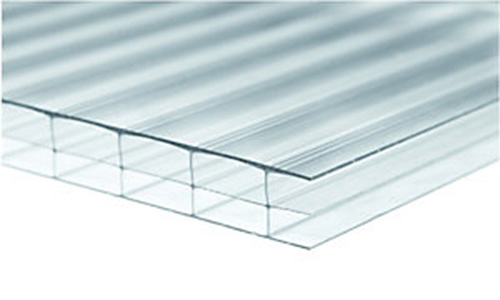 Polycarbonate finish: Clear